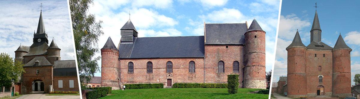 Eglises-fortifiées